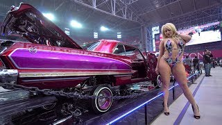 Download Arizona Lowrider Super Show 2017 4K Video