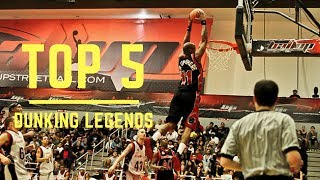 Download TOP 5 DUNKING LEGENDS!!! Video