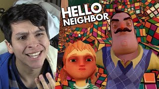 Download TROLEANDO AL VECINO CON SUS HIJOS !! WTF - Hello Neighbor Video
