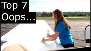 Download Top 7 Mistakes you're most likely to make as a new pilot. Video