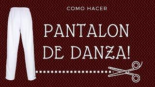 Download COMO HACER PANTALON PARA DANZAR Video