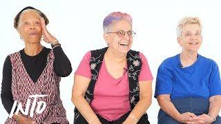 Download Old Lesbians Try New Lesbian Slang Video