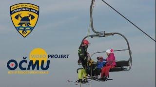 Download OČMU - Záchrana z lanovek aneb jak se zachovat, když se zasekne lanovka Video