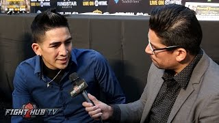 Download Leo Santa Cruz admits mistake in taking 1st Frampton fight; Plans to show him he can fight different Video