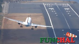 Download FUNCHAL Wild Approaches & Missed Landings Video