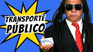 Download TRANSPORTE PÚBLICO | GIL BROTHER AWAY Video