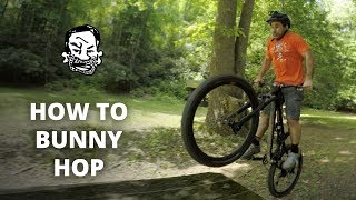 Download How to Bunnyhop a MTB - a tutorial Video