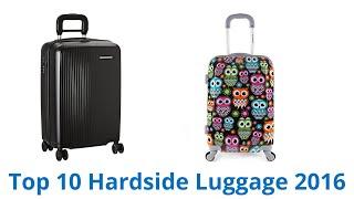 Download 10 Best Hardside Luggage 2016 Video
