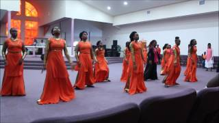 Download ″Your Name/Psalm 27″ Dancing With A Purpose & Company Video