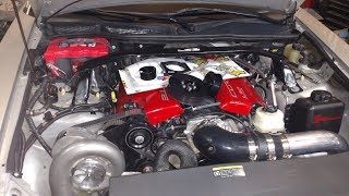 Download Built for boost: 2006 Cadillac ctsv build Video