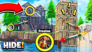 Download *NEW* GUIDED MISSILE HIDE & SEEK! Custom Gamemode in Fortnite Playground Mode! Video