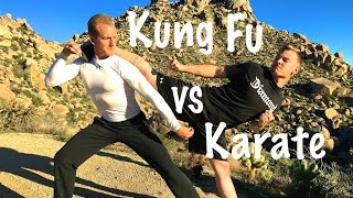 Download Kung Fu vs Karate Video
