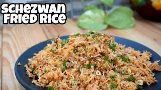 Download होटल जैसा फ्राइड राइस बनाएं घर पर बड़ी ही आसानी से   Schezwan Fried Rice Recipe in hindi   Fried Rice Video