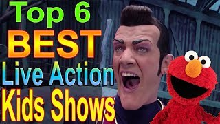 Download Top 6 Best Kids Shows Video