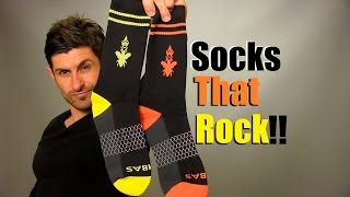 Download Shark Tank Product Review | Socks That ROCK | Bombas Video