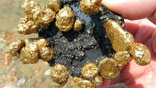 Download Как простые магниты золото собирают!? Я сам в шоке!!! Глаза говорили да, а разум Video