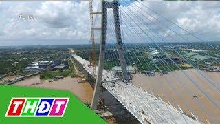 Download Khắc phục nứt dầm cầu Vàm Cống dự kiến hoàn thành vào cuối năm | THDT Video