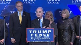 Download Mnuchin, Price and Chao join the Trump Cabinet Video