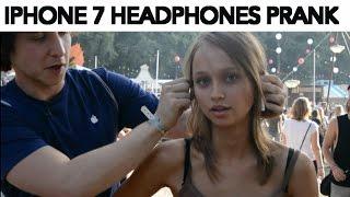 Download IPHONE 7 HEADPHONES PRANK! Video
