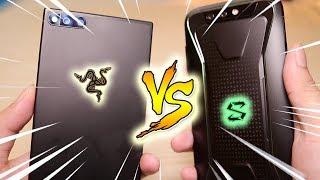 Download Xiaomi Black Shark Vs Razer Phone Video