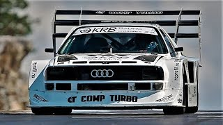 Download Best Of Audi Quattro on Hillclimb Racing - 5 Cylinder Pure Sound Compilation Video