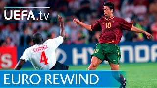 Download EURO 2000 highlights: Portugal 3-2 England Video