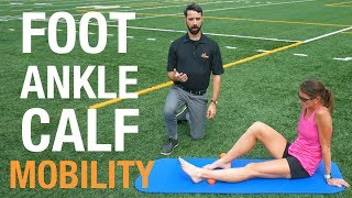 Download Foot, Ankle & Calf Stability & Mobility for Runners Video
