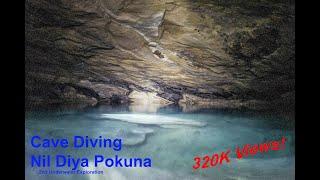 Download Ravana's Caves, Nil Diya Pokuna - the second underwater exploration Video