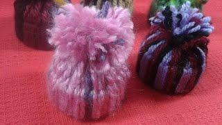 Download DIY: Gorrito de lana...Sin tejer!!! (muy facil) Video