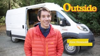 Download An Inside Look at Alex Honnold's Adventure Van | Outside Video