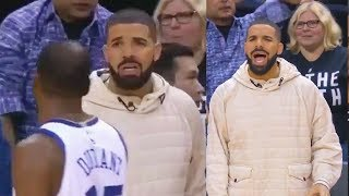 Download Kevin Durant SHUTS UP DRAKE FOR TRASH TALKING BY HITTING GAME WINNER VS RAPTORS!!! Video