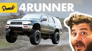 Download Toyota 4Runner- Everything You Need To Know | Up To Speed Video
