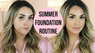 Download HOW TO COVER DARK SPOTS COMPLETELY! FOUNDATION ROUTINE Video