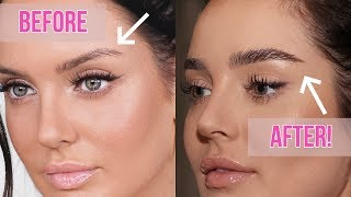 Download How I Grew Out My Eyebrows + NEW Fluffy Brow Routine! \\ Chloe Morello Video