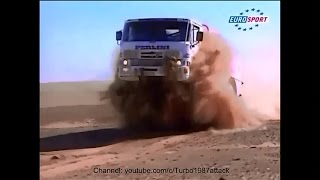 Download The real Rally Dakar Video