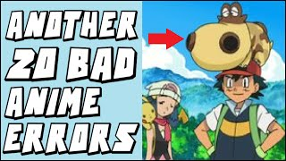 Download ANOTHER 20 of the WORST Errors/Mistakes in the Pokemon Anime Video
