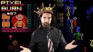 Download PIXEL BURN - A King, Konquered: The Fall of Billy Mitchell Video