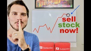Download When To SELL Your Stock Exactly Video