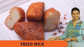 Download FRIED MILK - Mrs Vahchef Video