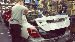 Download Toyota Camry Production Video