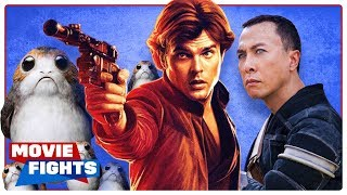 Download The Ultimate Star Wars Spinoff! MOVIE FIGHTS Video