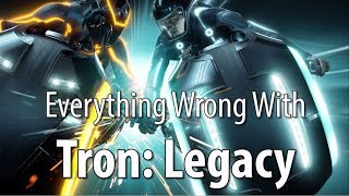 Download Everything Wrong With Tron Legacy In 16 Minutes Or Less Video