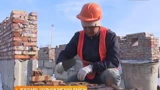 Download В Лопхарях возобновилось строительство детского сада на 40 мест Video