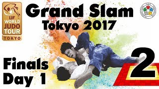 Download Judo Grand-Slam Tokyo 2017: Day 1 - Final Block Video