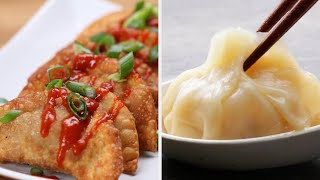 Download 5 Ways To Make Delicious Dumplings • Tasty Video