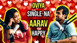 Download Oviya Single Na Aarav Happy !!!! Aarav Opens up with Shivshankari on Mengal Manadhil Video