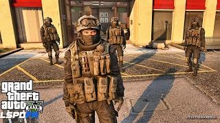 Download GTA 5 LSPDFR 0.3.1 - EPiSODE 353 - LET'S BE COPS - SHERIFF SWAT PATROL (GTA 5 REAL LIFE POLICE MOD) Video