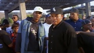 Download Dr. Dre ft. Snoop Doggy Dogg - Nuthin' But A G Thang (Fully Uncensored Video) [Explicit] Video