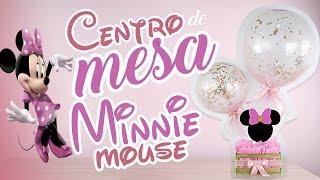 Download Centro de Mesa Minnie Mouse! (Centerpiece Minnie Mouse) Video