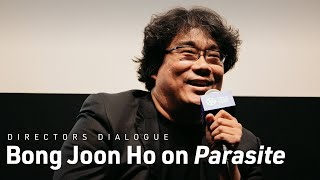 Download Bong Joon Ho on Parasite and His Eclectic Career | NYFF57 Video